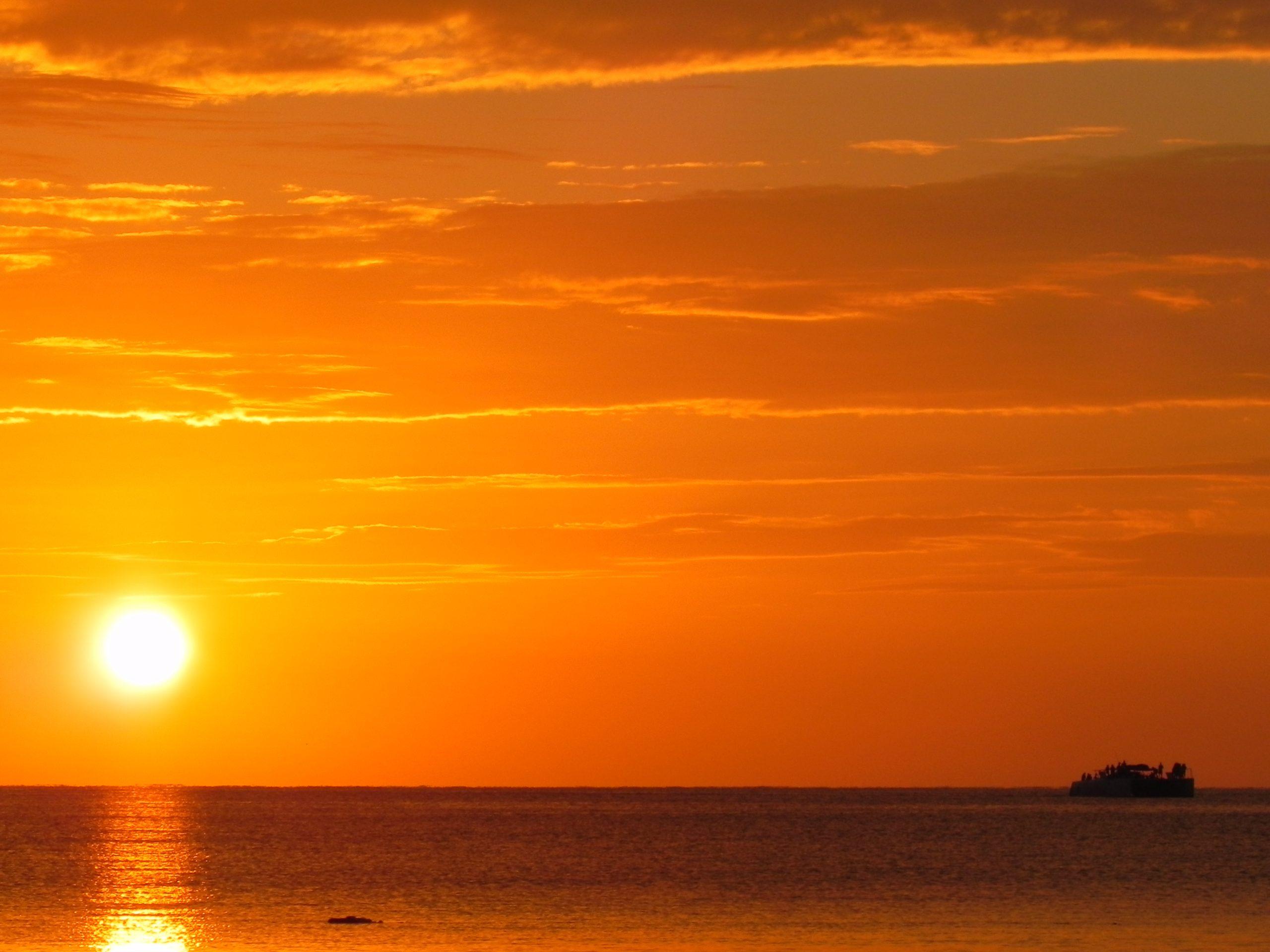 Sunset Cruise - Negril, Jamaica