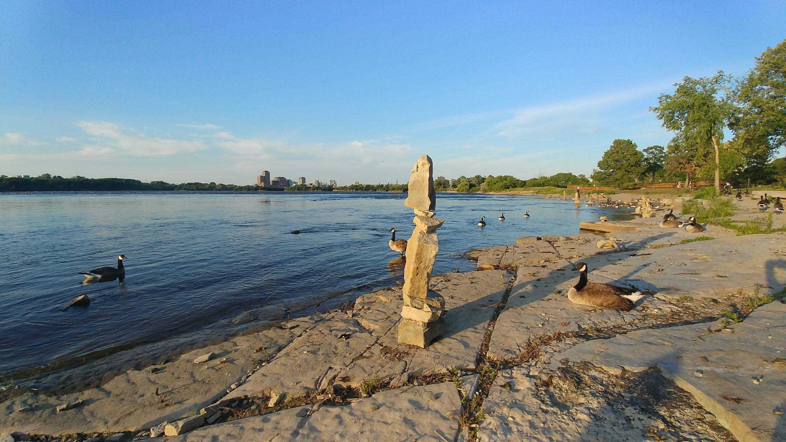 Ottawa River, Ottawa, Ontario