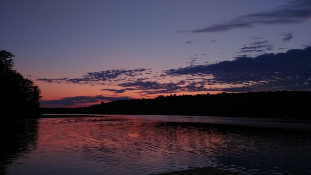 Horsehoe Lake, Arden ON