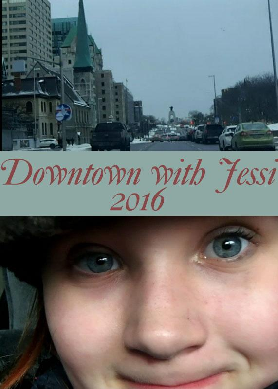 Downtown With Jessi