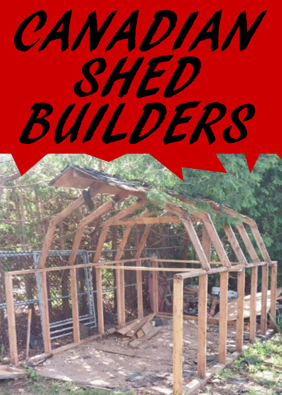 Canadian Shed Builders